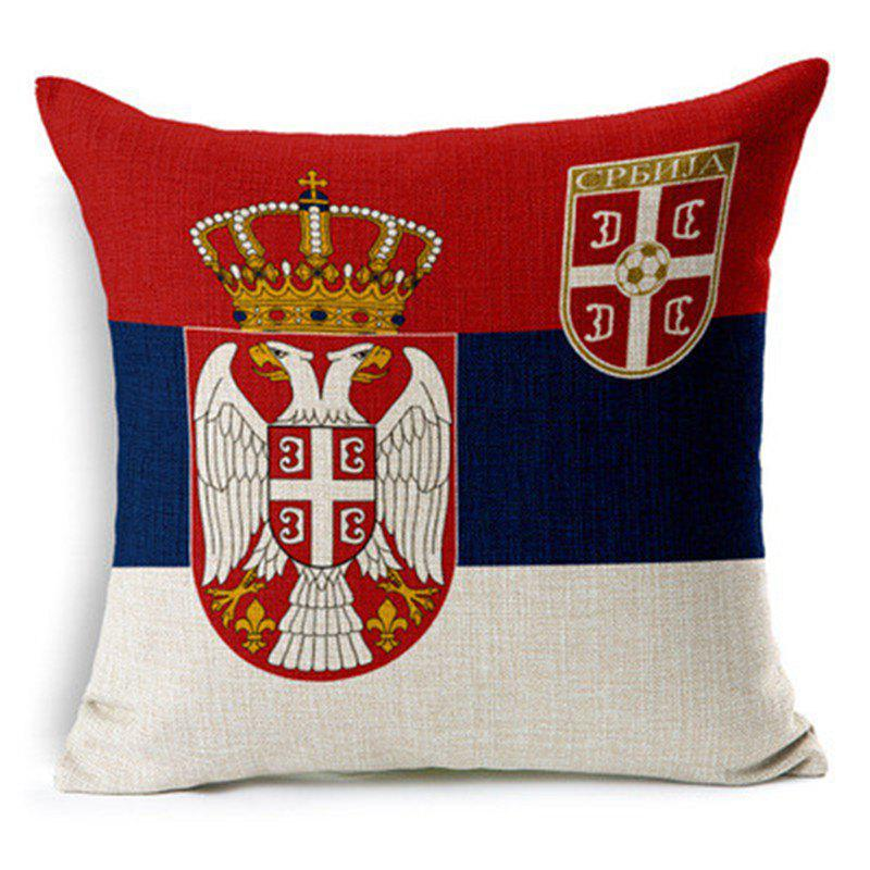Latest Home Decor Cushion Cover Soccer Pillow Cover