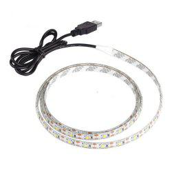 USB 60 LED 5V Waterproof Light Strips -