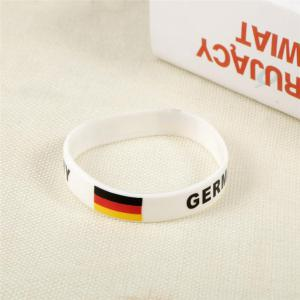 Creative Multi-Function Flag Bracelet Fan Supplies -