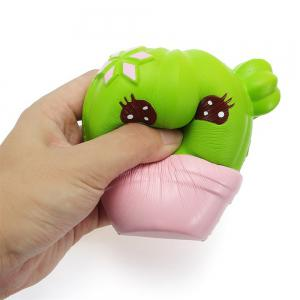 Prickly Pellet Jumbo Squishy Slow Rising Cartoon Doll Squeeze Toy Collectibles -