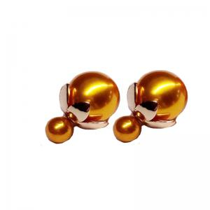 Korean Fashion Ball Ear Stud E1555 -