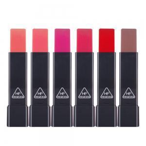 HengFang H9299 Natural Moisturizing 6 Colors Triangle Lipstick -