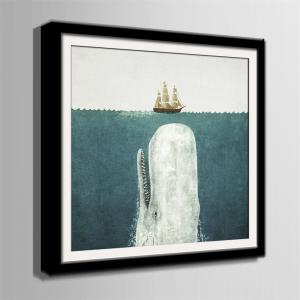 Special Design Frame Paintings Devour Print -