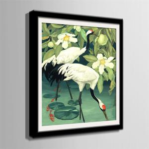 Special Design Frame Paintings Foraging Print -