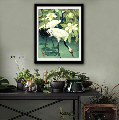 New Special Design Frame Paintings Foraging Print