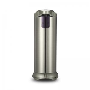 Automatic Infrared Motion Sensor Smart Contactless Liquid Soap Dispenser with Waterproof Base -