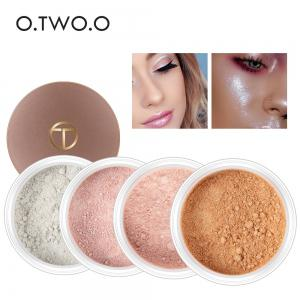 O.TWO.O 4 Color Shimmer Loose Powder -