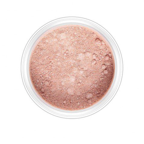 Affordable O.TWO.O 4 Color Shimmer Loose Powder
