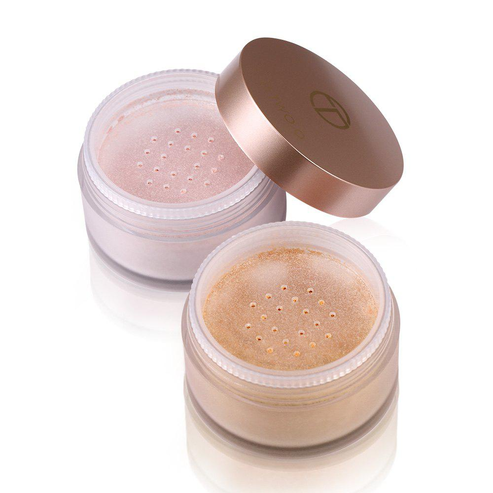 Chic O.TWO.O 4 Color Shimmer Loose Powder