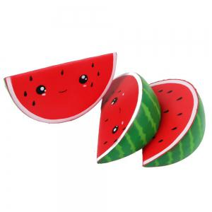 Jumbo Squishy Watermelon Squeeze Super Slow Rising Funny Toy -