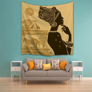 Thinker 3D Printing Home Wall Hanging Tapestry for Decoration -
