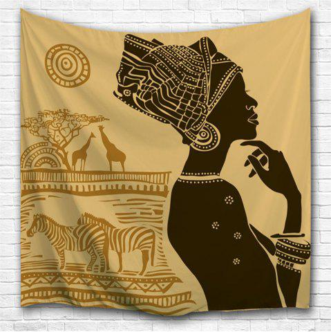 Buy Thinker 3D Printing Home Wall Hanging Tapestry for Decoration