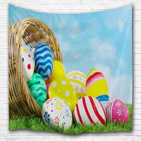 Hot Sky Eggs 3D Printing Home Wall Hanging Tapestry for Decoration