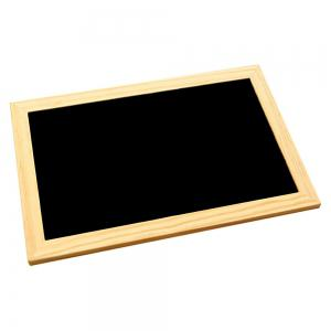 Creative Crafts Wooden Frame Blackboard Writing and Decorating -