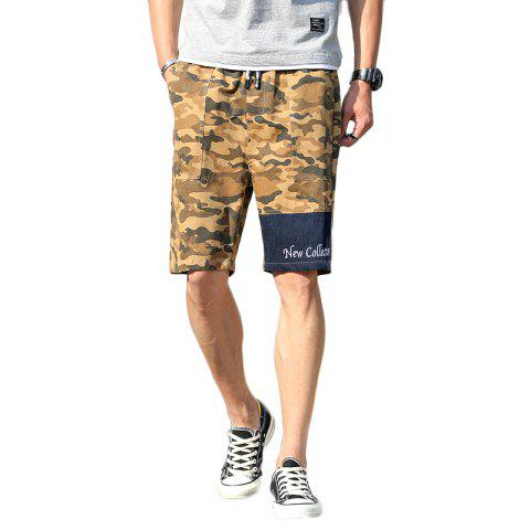 Cheap Men's Summer Leisure Sports Shorts