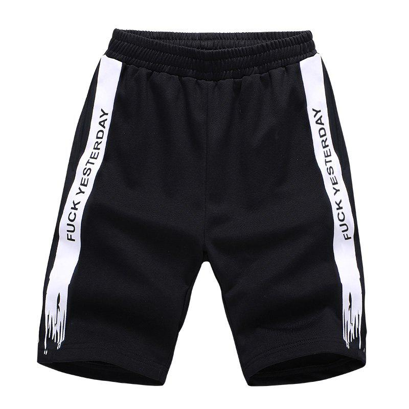 Outfits Men's Students' Summer Leisure Sports Shorts