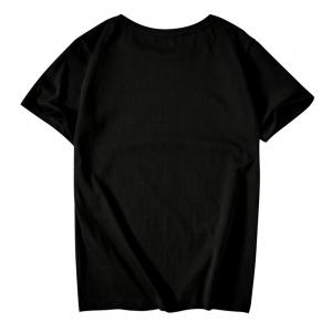 Ados tout-match simple sport loisirs timbre taille T-shirt -
