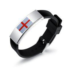 2018 Russia National Flags Fans Bracelets -