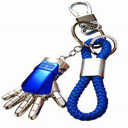 Metal Hand Key Chain Car Keyring Pendant -