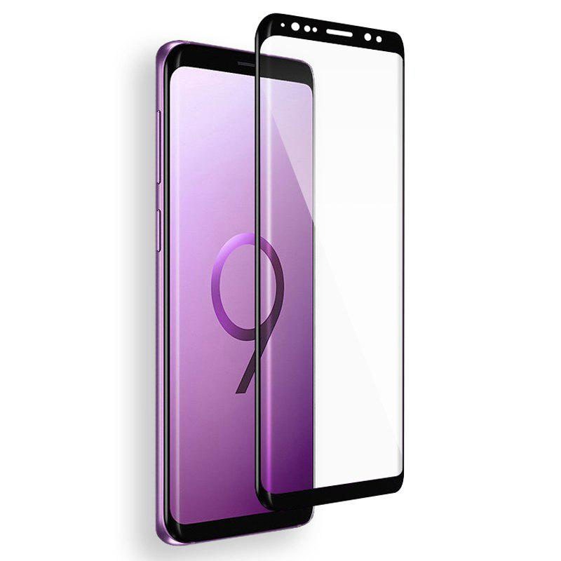 Affordable Mr.northjoe 3D Curved Tempered Glass for Samsung Galaxy S9
