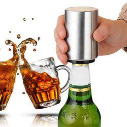 Stainless Steel Beer Bottle Opener -