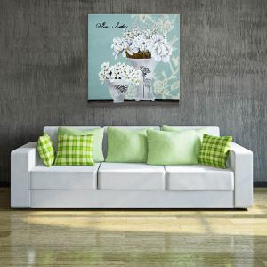W177 Flowers Unframed Canvas Prints for Home Decorations 2 PCS -