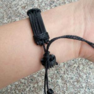 Motorcycle Motorcycle Leather Accessories Leather Bracelet Jewelry For Men -