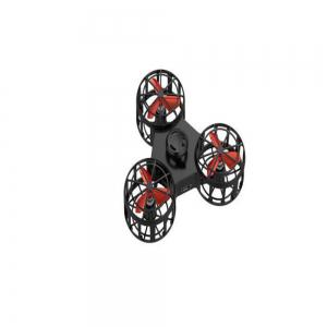 Decompression Toys Flying Finger Top Air Rotating Flight Gyro -