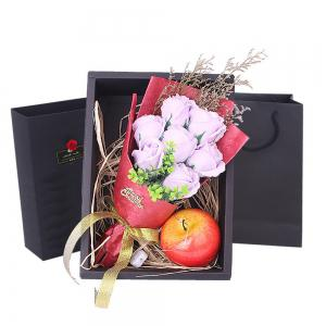 Scented Unique Bouquet Rose Flower Gift Box Mother's Day -