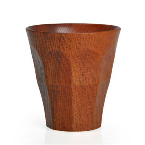 Online Creative Natural Wooden Cup Tea Cup