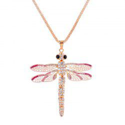 Animal Keychain Cute Alloy Plating Dragonfly Key Chain Charm Pendant Purse Bag -