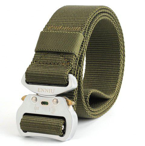 Discount ENNIU Nylon Multifunctional Aluminum Tactical Military Belt