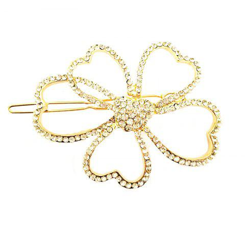Store The New Popular High-End Diamond Ornaments Fashion Wild Butterfly Hair Clip