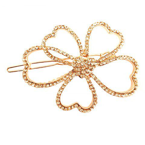 Buy The New Popular High-End Diamond Ornaments Fashion Wild Butterfly Hair Clip