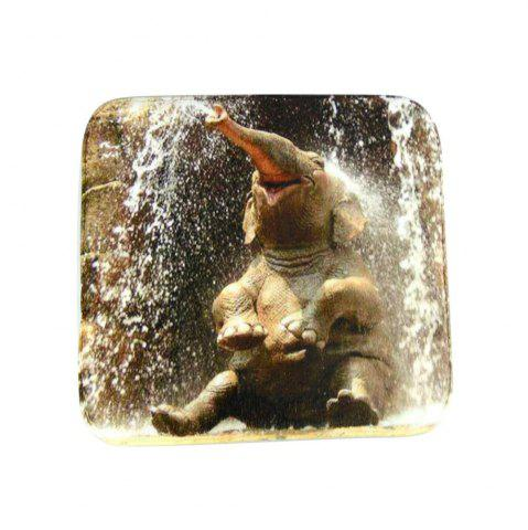 Online Happy Little Elephant Super Soft Non-Slip Bath Door Mat Machine Washable