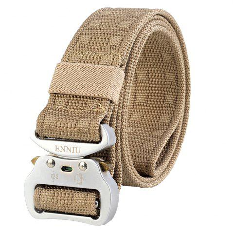 Store ENNIU Quick Dry Nylon Adjustable Durable Weaving Military Tactical Belt