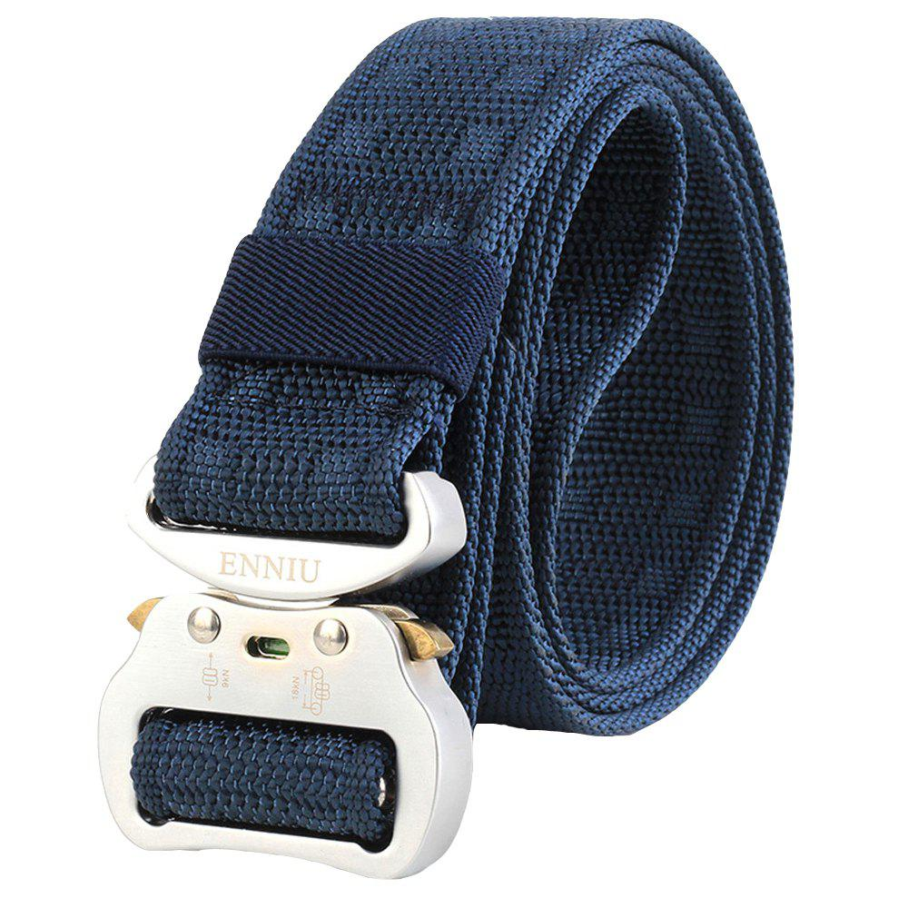 Affordable ENNIU Quick Dry Nylon Adjustable Durable Weaving Military Tactical Belt