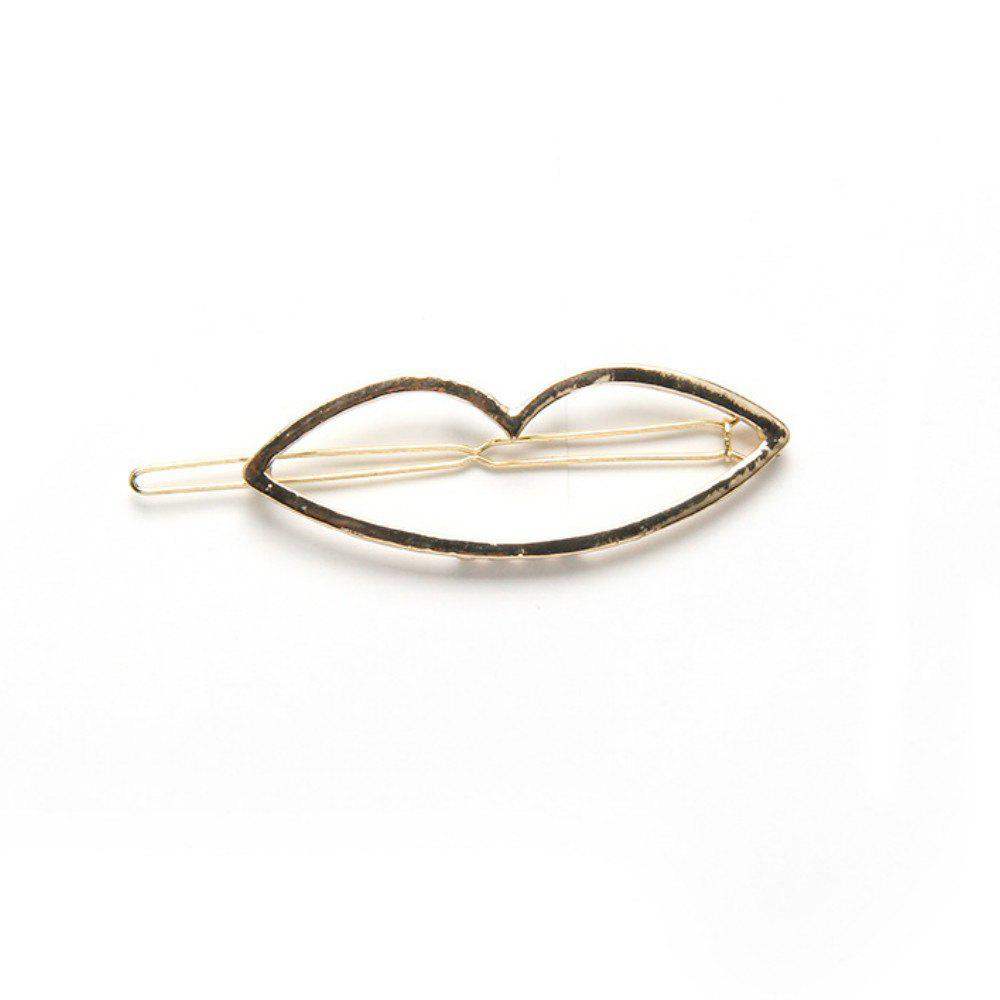 New Fashion Geometric Hair Pin Jewelry for Women Accessories