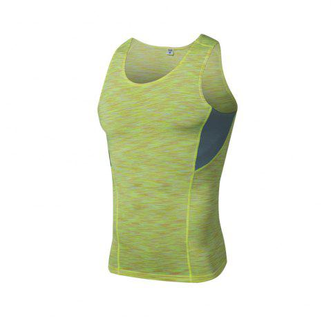 Outfits Men's Skinny PRO Sports Fitness Basketball Running Training Sweat Speed Dry Vest