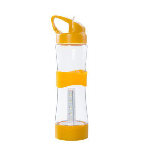 Hot Creative Outdoor Multifunctional Lighting Silicone Gift Cup