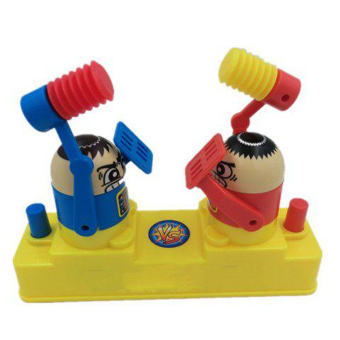 Children Interactive Desktop Red and Blue Offensive and Defensive Game