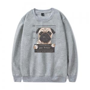 2018 New Cartoon Dog Sweatshirt -