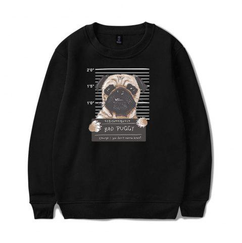 Store 2018 New Cartoon Dog Sweatshirt