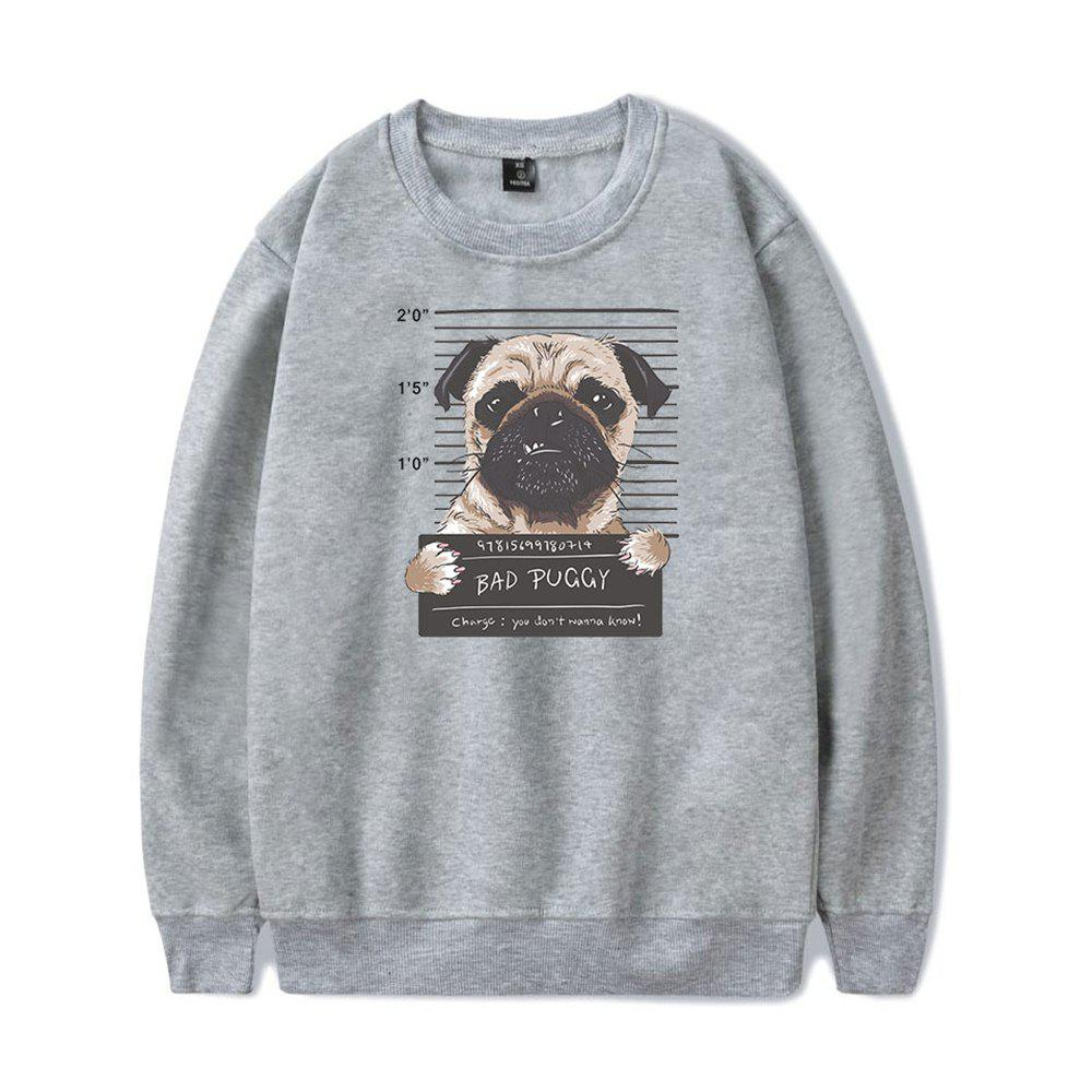Best 2018 New Cartoon Dog Sweatshirt