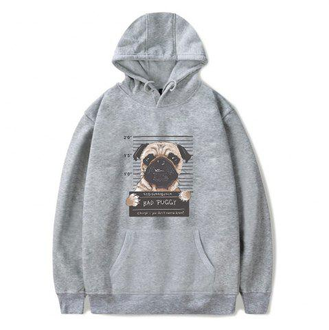 Fancy 2018 New Cartoon Dog Hoodie