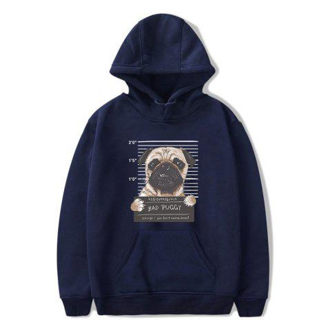 Outfit 2018 New Cartoon Dog Hoodie