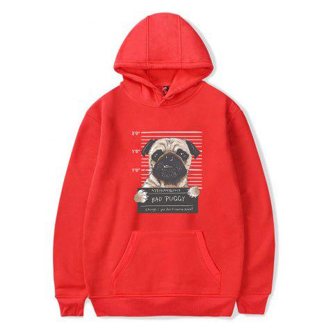 New 2018 New Cartoon Dog Hoodie