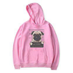 2018 New Cartoon Dog Hoodie -