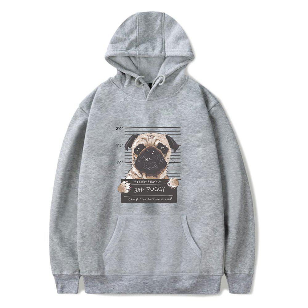 Unique 2018 New Cartoon Dog Hoodie