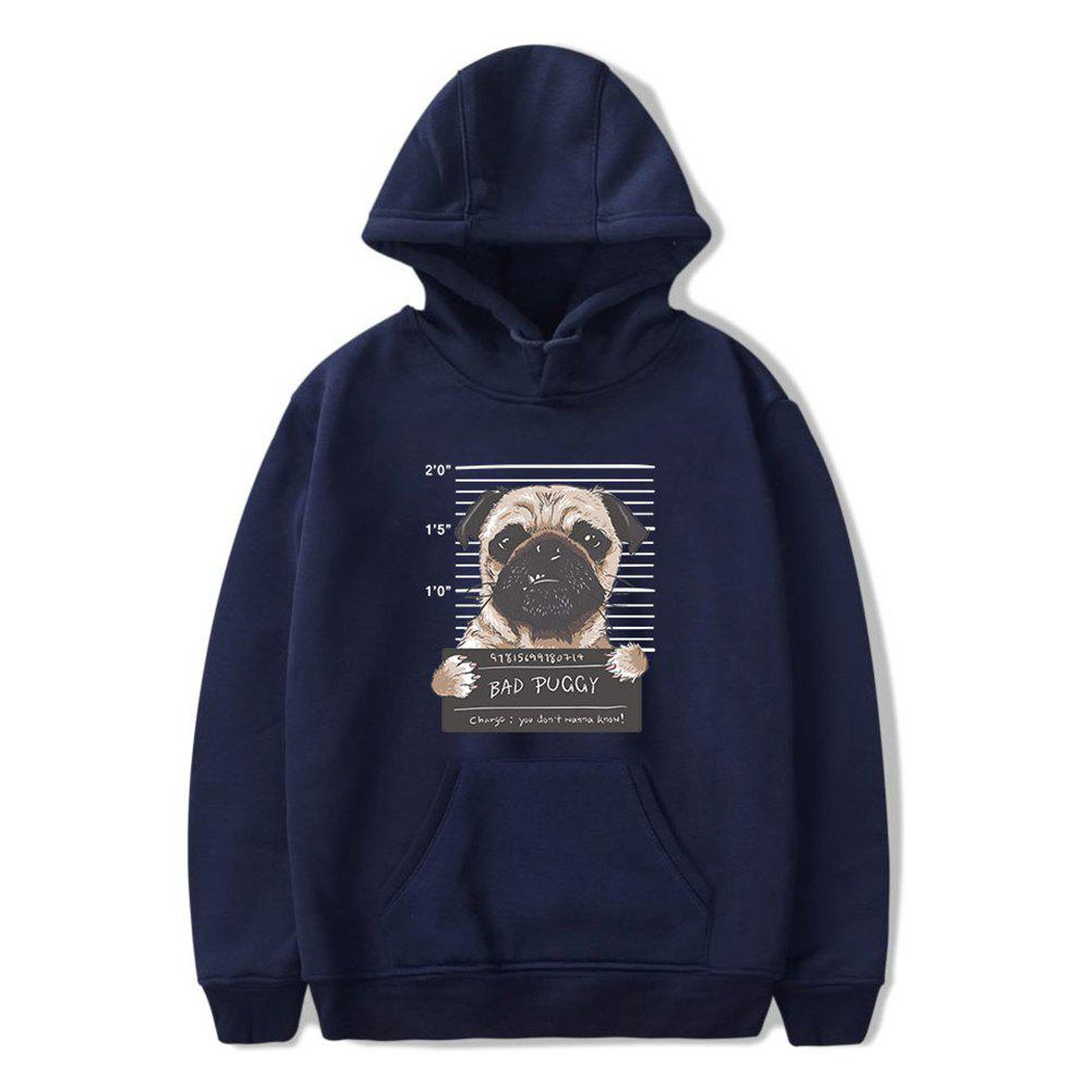 Cheap 2018 New Cartoon Dog Hoodie